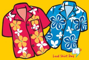 Loud Shirt Day! @ Lifestreamers Childcare
